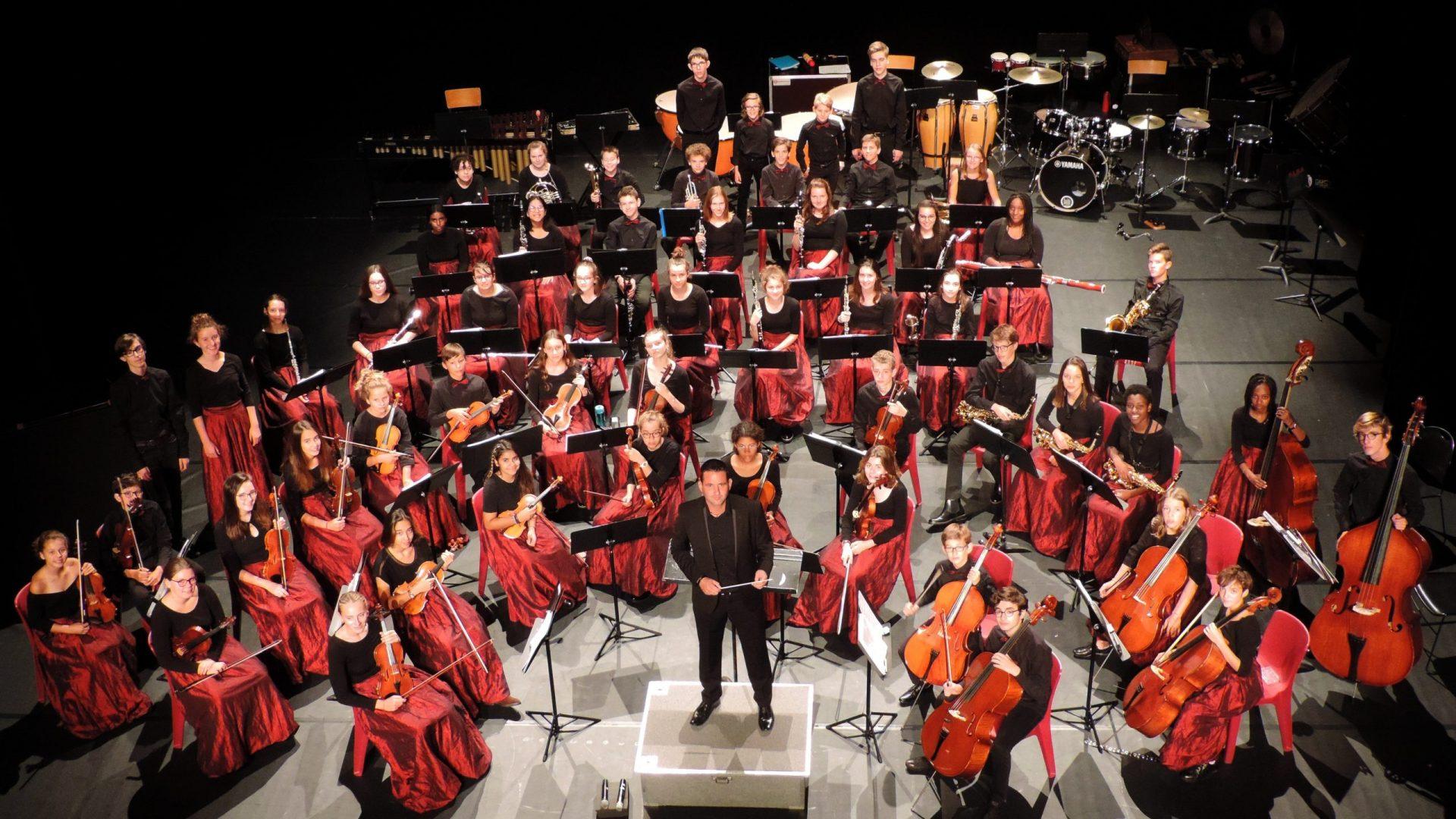 Orchestre du Lycée David d'Angers